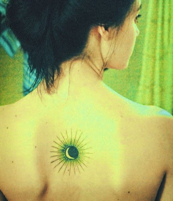 40 Enticing Solar Tattoo Designs and Concepts