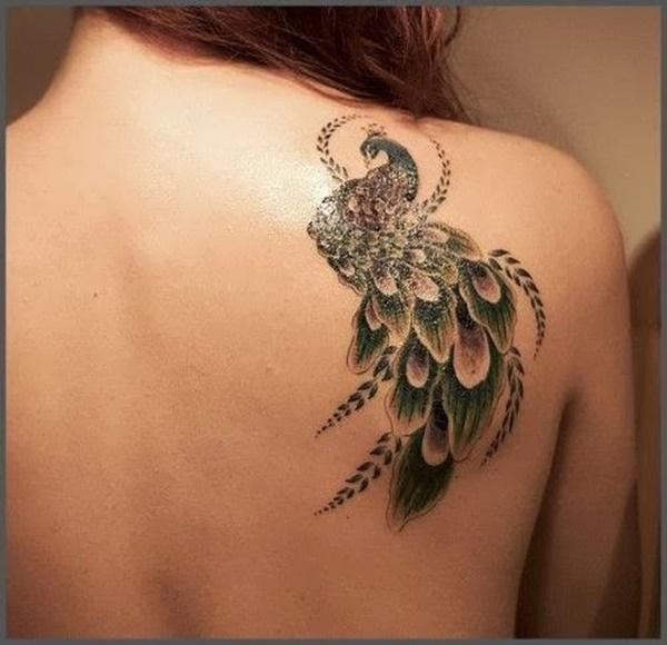 40 Again Tattoos for ladies