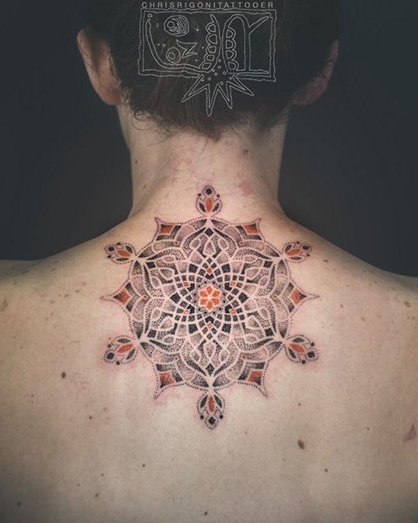 40 Sacred Geometry Tattoo-Concepts