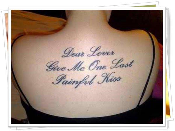 Frases De Mãe Para Filha: 45 Good Fashions Stunning Tattoos Written » Nexttattoos