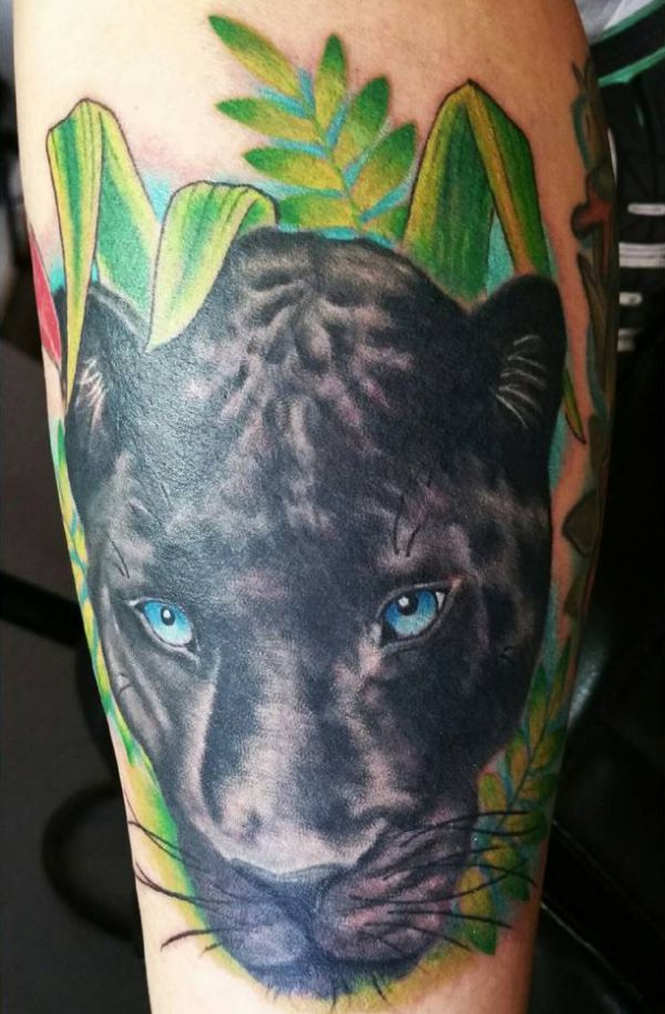 Panther Tattoos And Their Meanings Nexttattoos