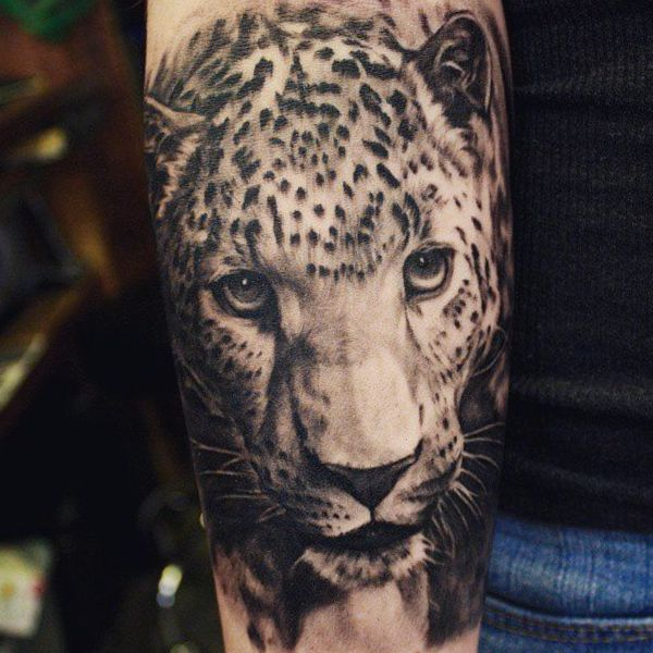 Leopard Tattoo: Leopard Tattoos And Their Meanings » Nexttattoos