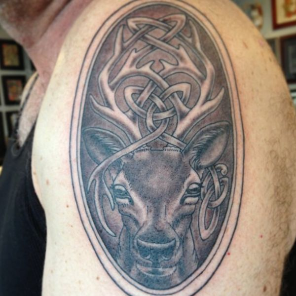 24 mysterious moose tattoos and meanings