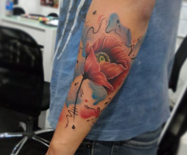24 stunning tulip tattoos and their meanings