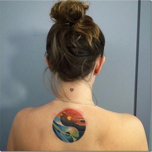 65 wonderful Yin Yang tattoo recommendations