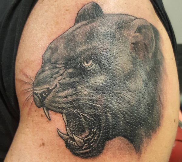 Panther tattoos and their meanings