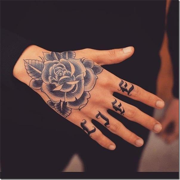 Tattoos On The Spectacular Hand The Best Photos Nexttattoos