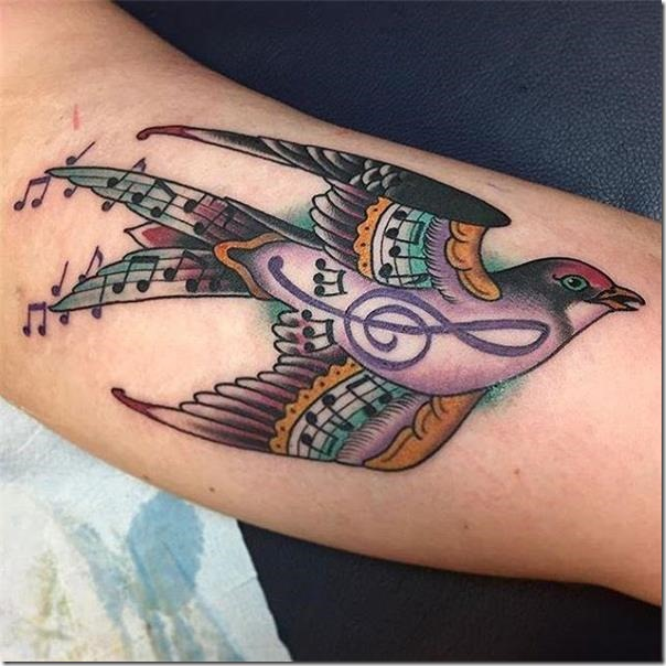 60 airplane tattoos to get impressed