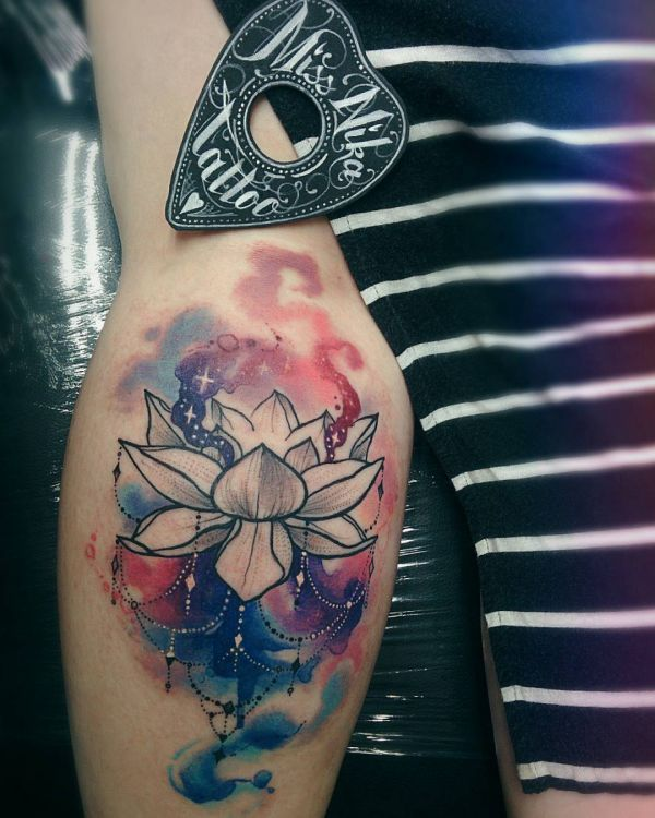 Lotus Tattoos: 24 concepts with which means