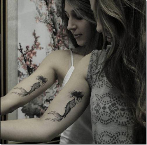 40+ Tremendous Cute Sister Tattoos