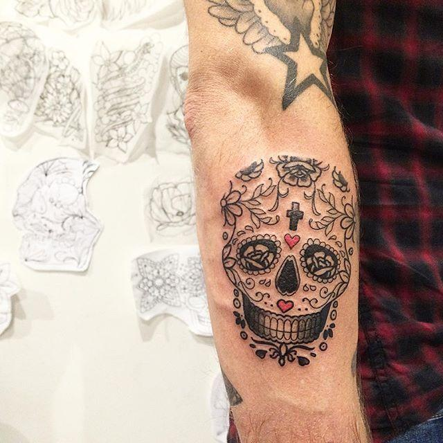 60 Mexican cranium tattoos