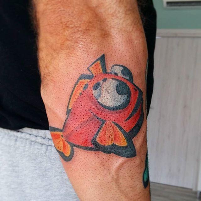 70 Fish Tattoos