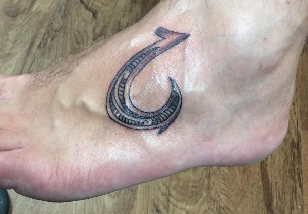 Hook Tattoos And The Meanings Nexttattoos
