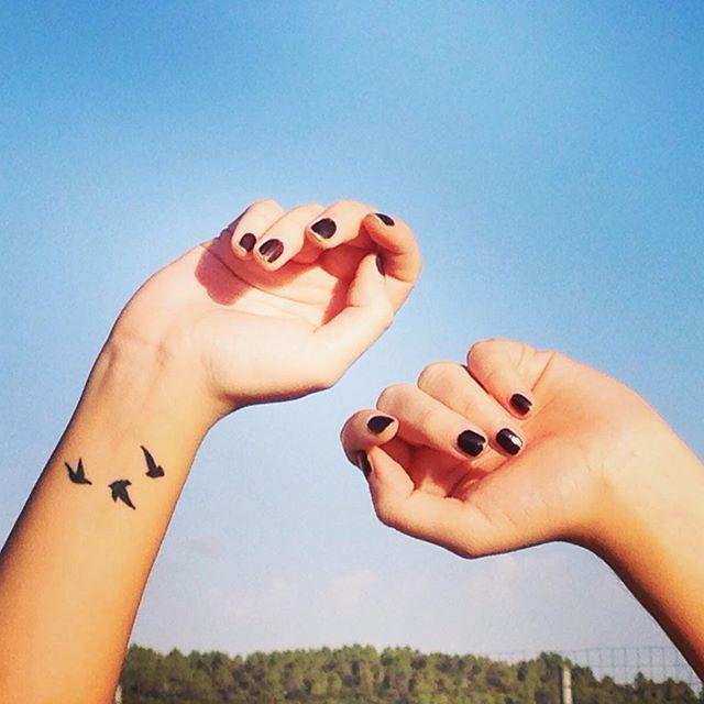 60 Swallow Tattoos