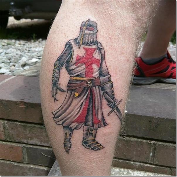 Tattoos of Saint George