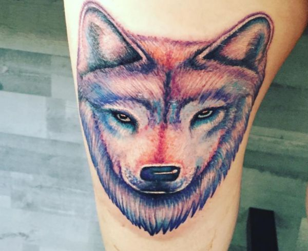 26 Wolf Tattoo Concepts - Footage and That means