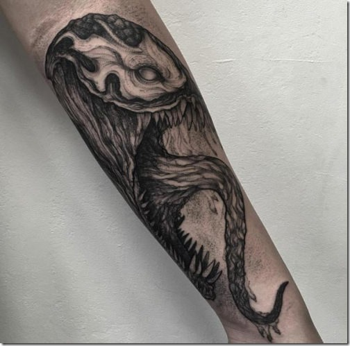 40+ Distinctive Forearm Tattoos for Males With Fashion
