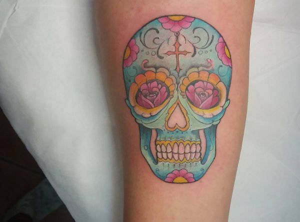 Cranium Tattoos - 20 Concepts with That means