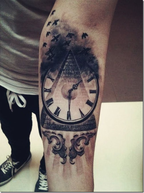 Arm Tattoos For Males