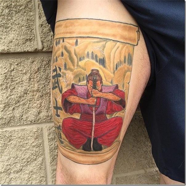 55 samurai tattoo options and get impressed