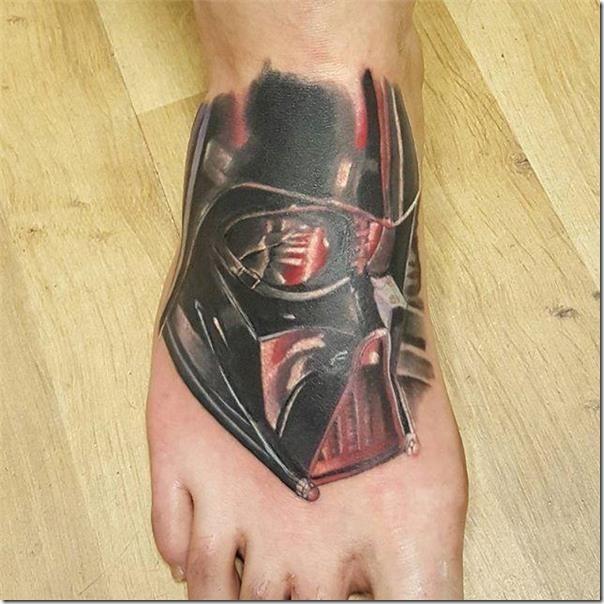 59cd067e2 Star Wars Tattoos - Unbelievable Images » Nexttattoos
