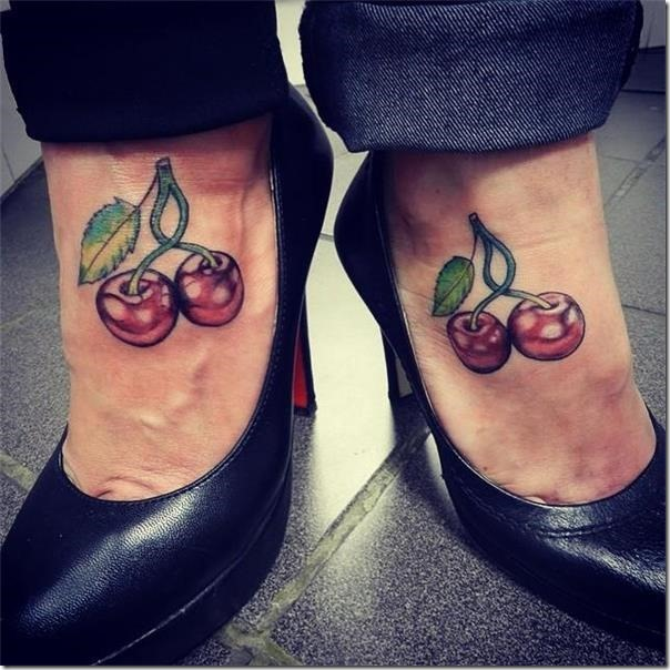 Foot Tattoos - Lovely and Inspiring Images