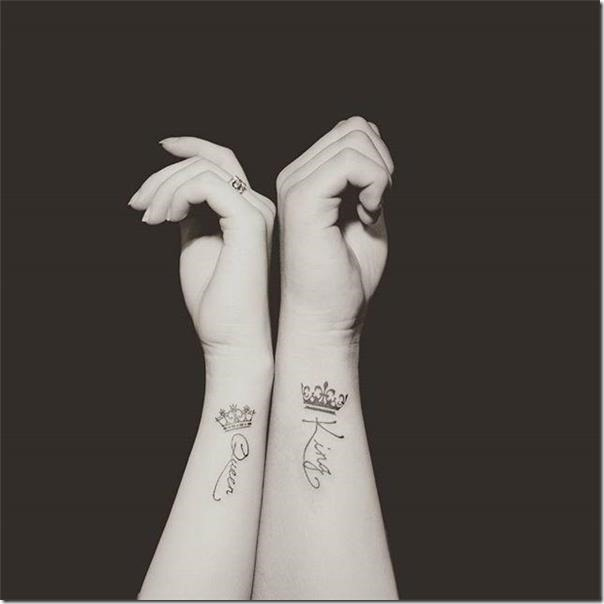 Tattoos for {couples} and lovers