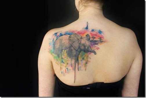 70 Greatest Elephant Tattoo Designs And Concepts