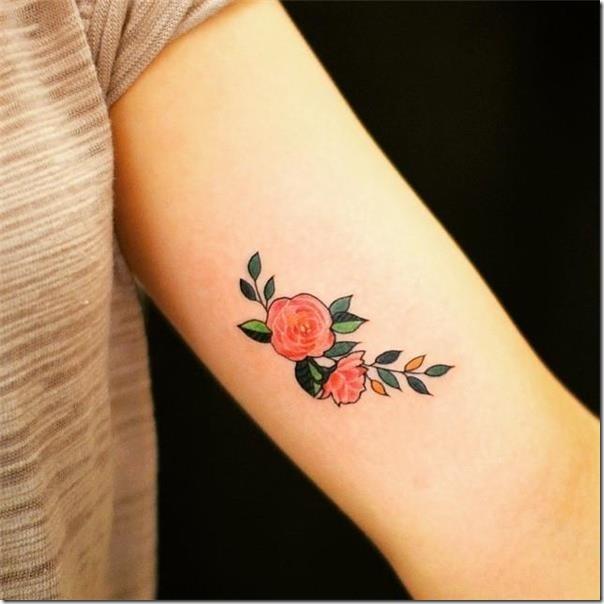 Small tattoos