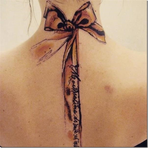 Wonderful and provoking lace tattoos