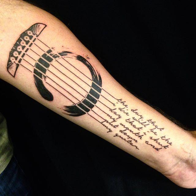 60 Tattoos of Music