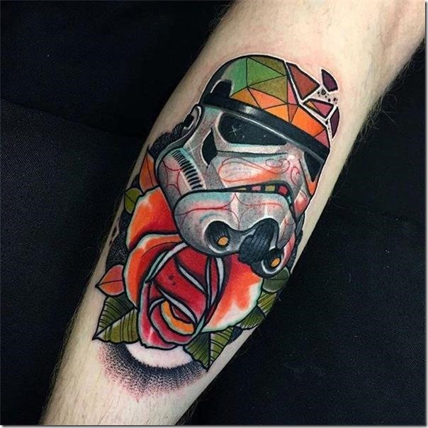 Star Wars Tattoos - Unbelievable Images