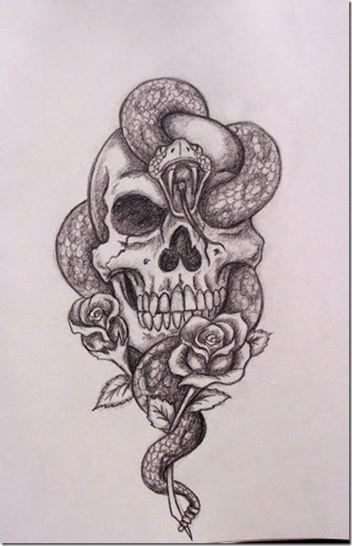 Prime 55 Finest Cranium Designs and Tattoo Concepts