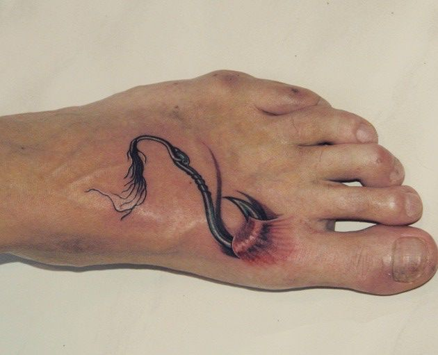 Hook tattoos and the meanings