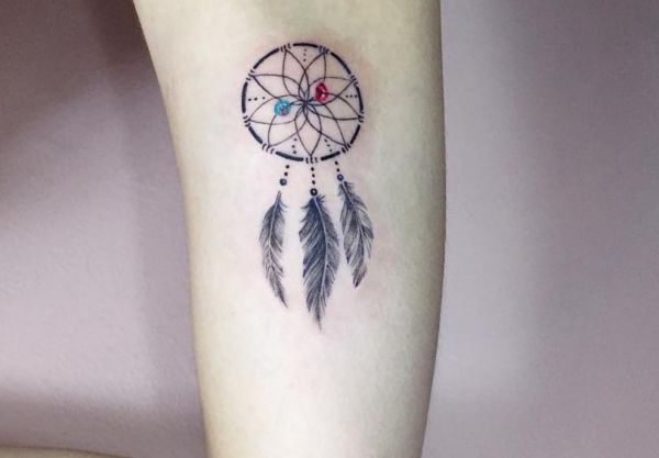 Dreamcatcher Tattoo - Its That means and 22 Concepts