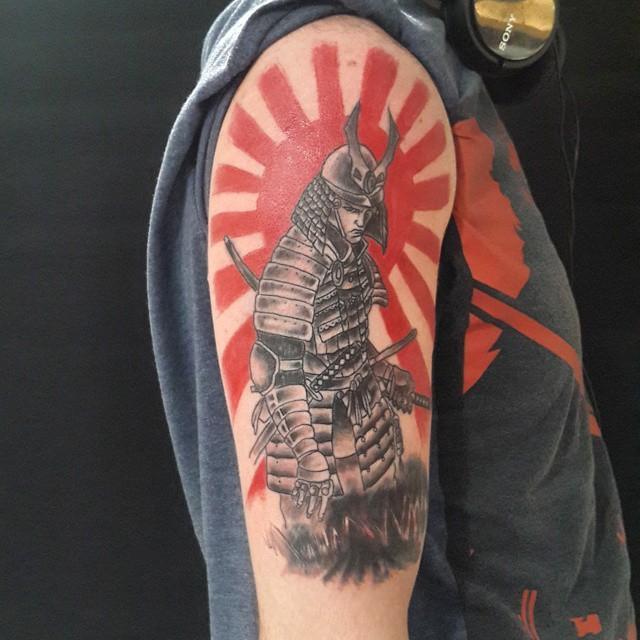 60 Samurai Tattoos