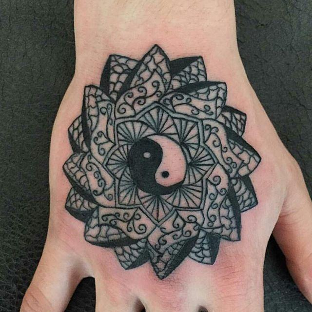 65 Yin Yang Tattoos Nexttattoos