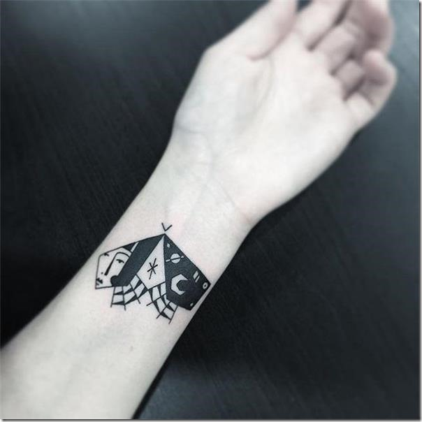 Tattoos on the Wrist (essentially the most spectacular pictures!)