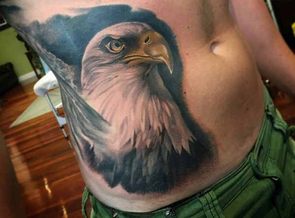 20 Stunning Bald Eagles Tattoos