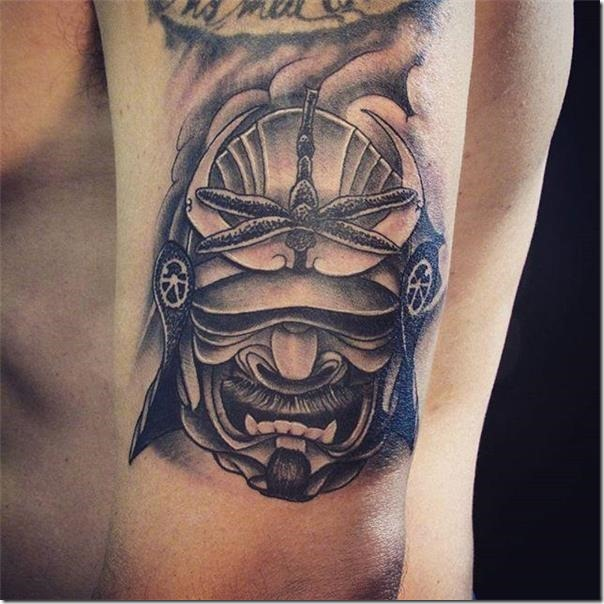 55 samurai tattoo options and get impressed