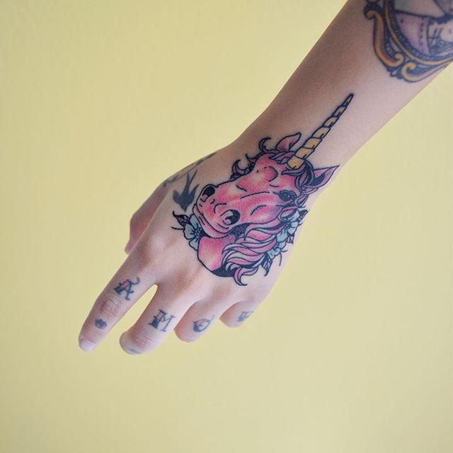 70 Unicorn Tattoos (probably the most stunning pictures!)