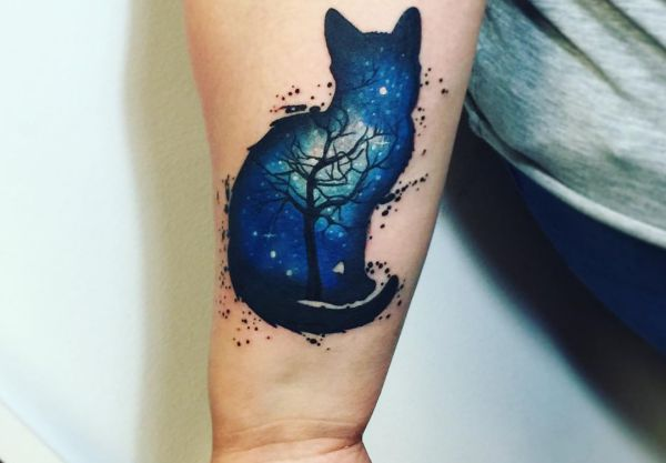 30 cats tattoo concepts with meanings