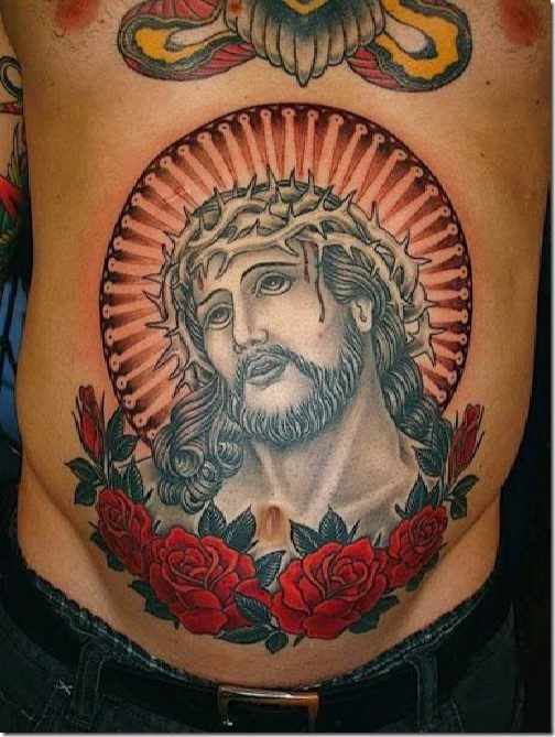 50 Finest And Beautiful Chest Tattoos For Males