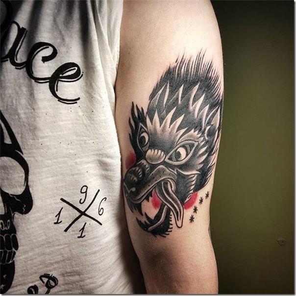 Wolf tattoos that impress anybody