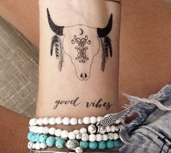 27 buffalo tattoo concepts - footage and which means