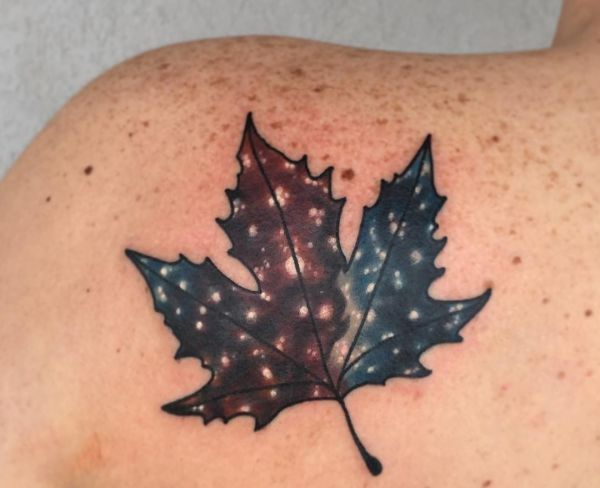 Leaves Tattoo Designs with Meanings - 30 Concepts