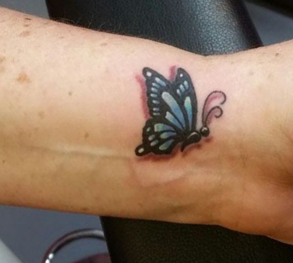 Butterfly Tattoo Designs With Meanings 40 Ideas Nexttattoos