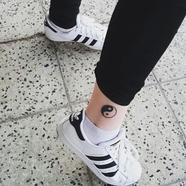 65 Yin Yang Tattoos