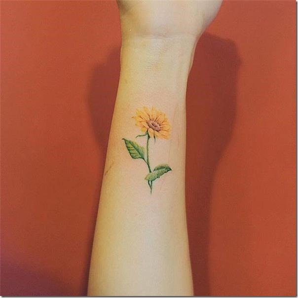 70 inventive flower tattoo recommendations and get impressed
