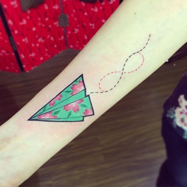 60 Artistic and Inspiring Infinity Tattoos